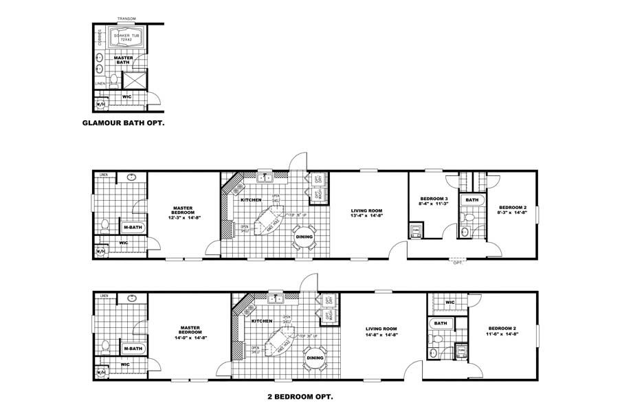 The NADIA Floor Plan